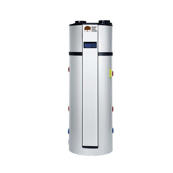 Exhaust Air Heatpump Stainless Steel