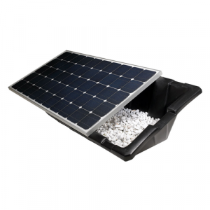 Flat Solar PV Roof Mounting Renusol Console