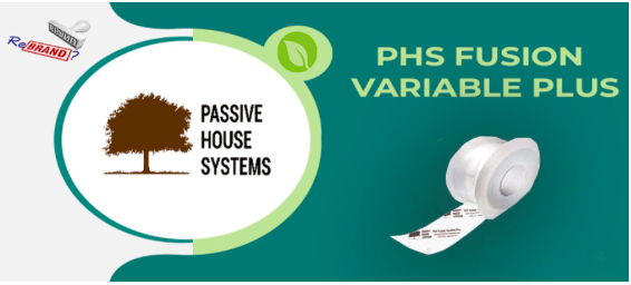 PHS Fusion Variable Plus Airtightness Tape
